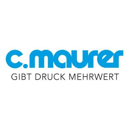 c.maurer Logo