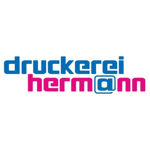 druckerei hermann Logo
